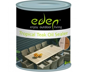 Eden Tropical teak oil sealer