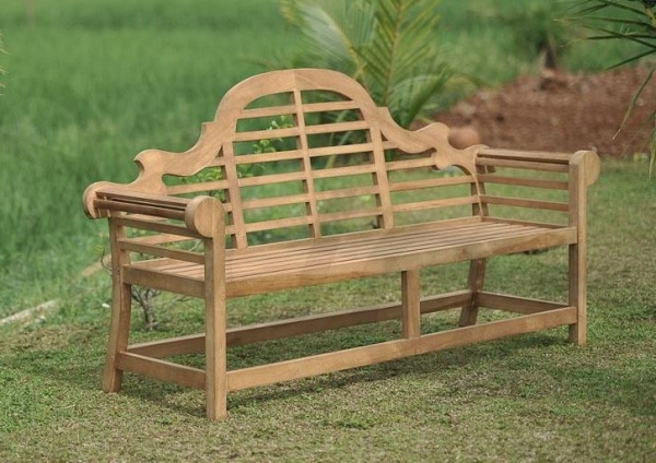 Marlborough tuinbank teak