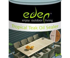 Eden Tropical teak oil sealer