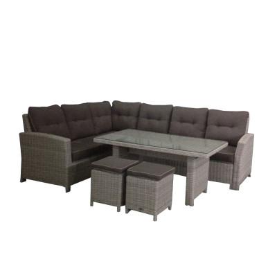 Aston lounge dining set