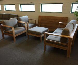 Ibiza Teak Lounge Set