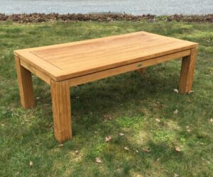 Colorado teak salontafel groot