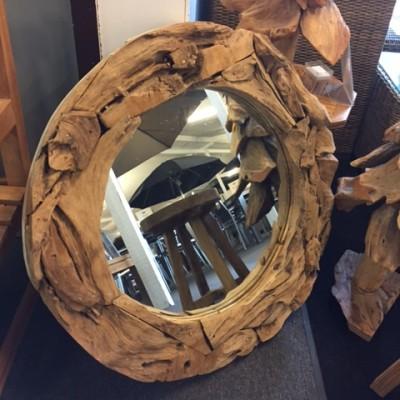 Spiegel driftwood 90cm