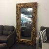 Spiegel driftwood 200x100cm