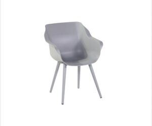 Sophie Studio Armchair Misty Grey
