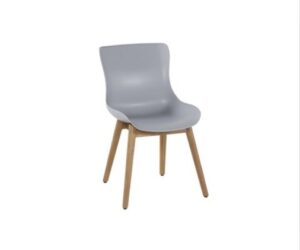 Sophie teak dining misty grey