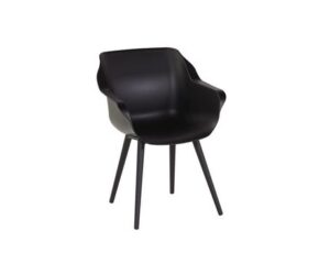 sophie studio armchair black