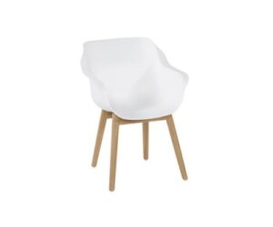 sophie studio teak armchair
