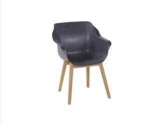 sophie studio teak armchair xerix